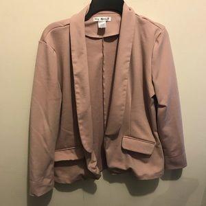 Say What? Light Pink Soft Blazer 🌸